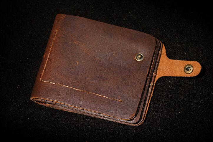 Vyriškos odinės piniginės